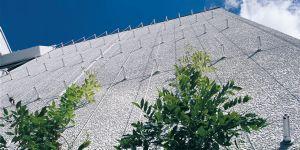 Lingue c ble acier galva 4 brins boucles ou crochets aux for Architecture vegetale